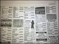 anuncios clasificados sexo China