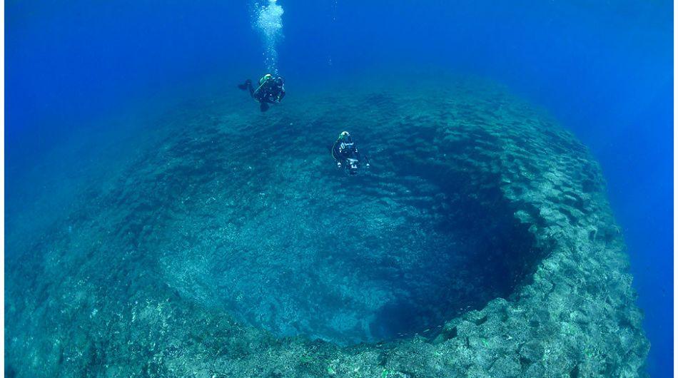 La expedición incluye inmersiones de buceadores que suelen bajar hasta 40 metros de profundidad. Foto: Oceana.