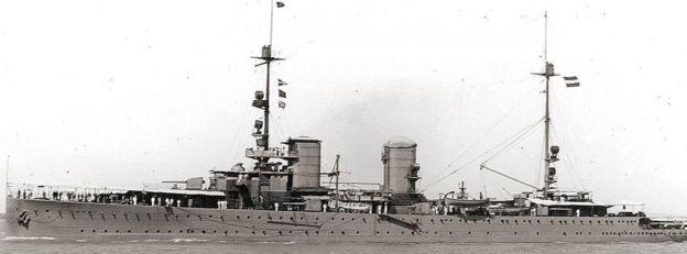 Solo dos barcos de 14 quedaron a flote tras la batalla del Mar de Java en la Segunda Guerra Mundial.